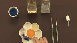 Pintar con Temple al huevo