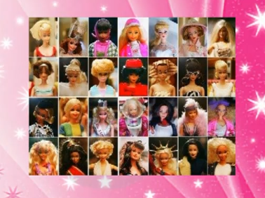 Aprender historia muñeca barbie