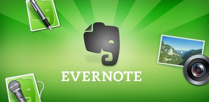 Aprende a usar evernote para aumentar tu productividad
