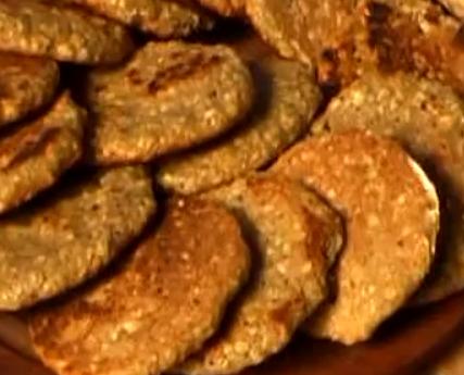 Aprender a hacer galletas de avena y miel