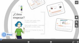 Aprender a crear presentaciones online con prezi