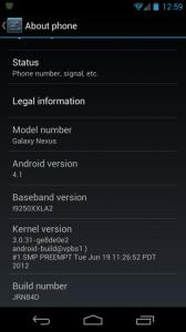 instalar android 4.1