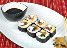 Maki Sushi Casero