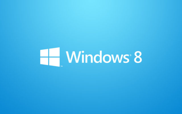 windows 8 logotipo
