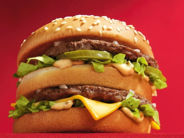 Big Mac Casera