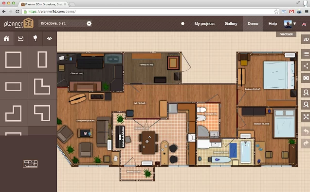 Como Trazar El Plano De Tu Casa De Manera Online