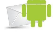 Como usar el correo en el móvil android
