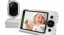 Cómo funcionan los aparatos para vigilar bebes