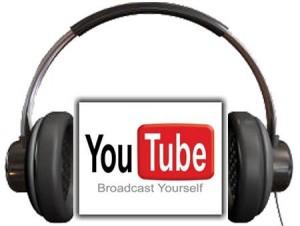 Como reproducir solo la música de YouTube