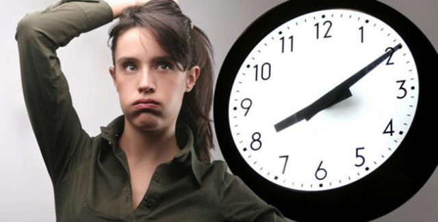 Administrar el tiempo