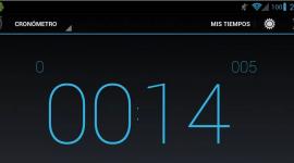 Como instalar un cronometro en tu android
