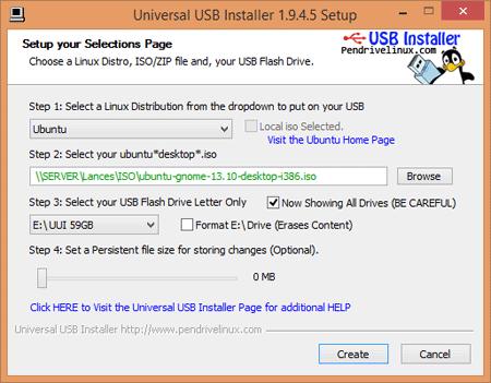 Aprender a instalar crear un USB arrancable