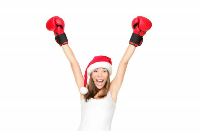 Cómo ganar menos peso en navidad