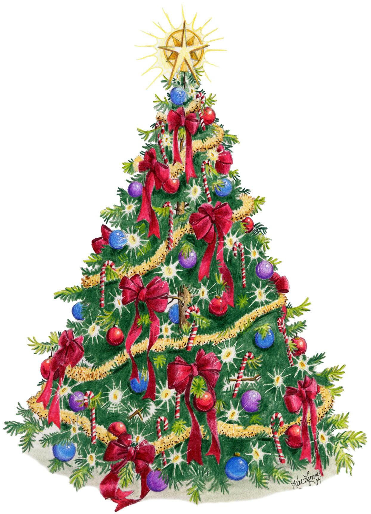 Consejos para decorar un árbol de navidad