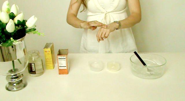 desodorante casero