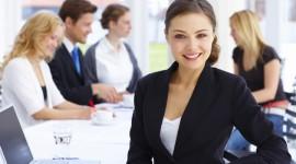 MBA y reunión de negocios