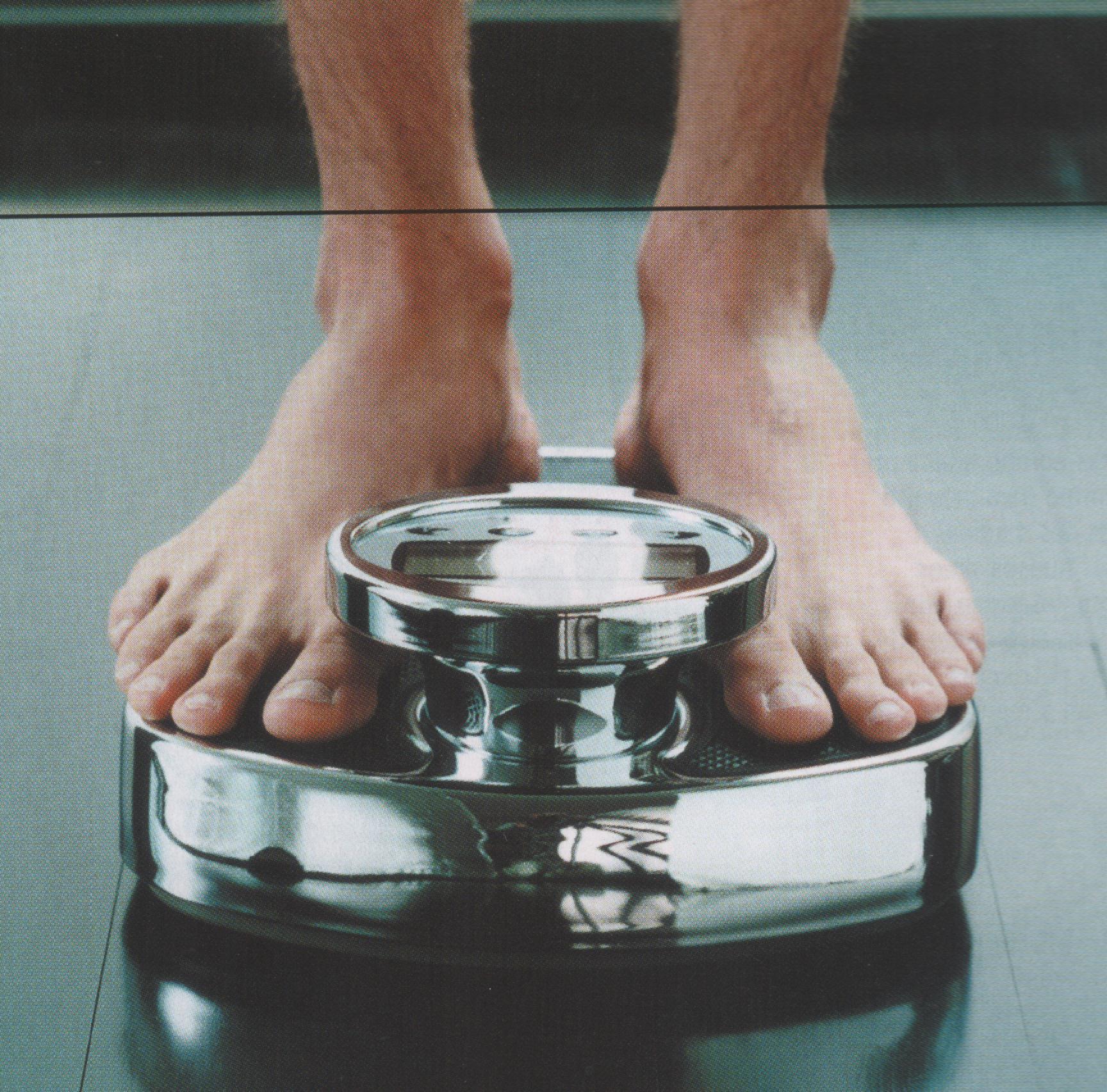 como evitar estancarse en la perdida de peso