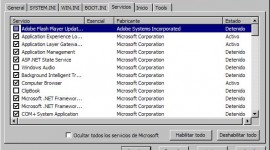 eliminar servicios de windows