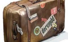 limpiar una maleta