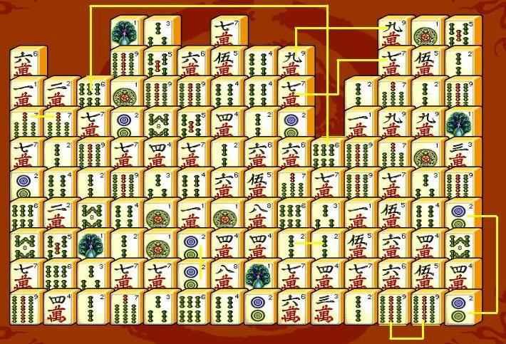 Mahjong Con Gratis Spielen