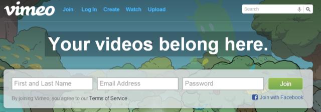 subir video a Vimeo