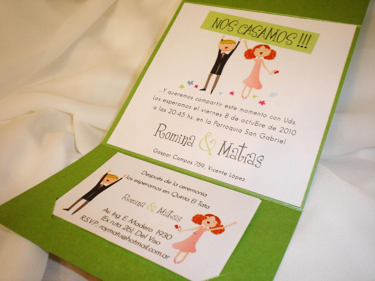 como hacer de bodas