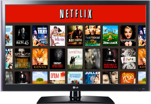 Como crear una cuenta de Netflix