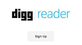 lector feeds de Digg