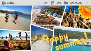 ¿Qué aplicaciones puedo usar para crear collages desde mi teléfono?
