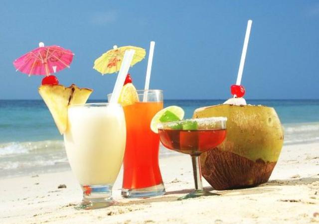 refrescarse en verano