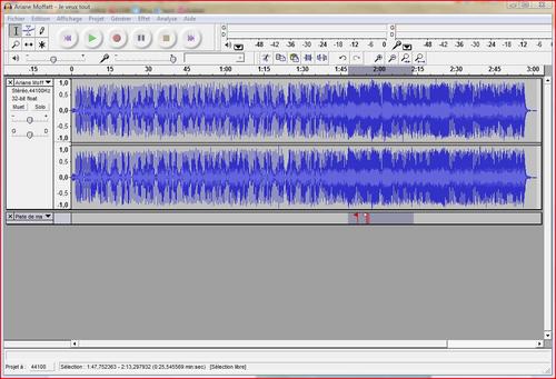 Aprender a cortar canciones con Audacity