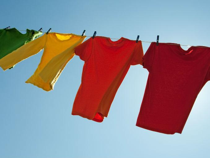 pintar la ropa