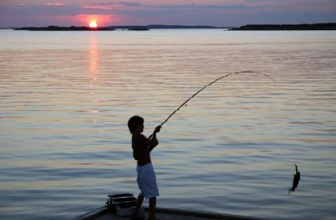 Pescar - Paciencia