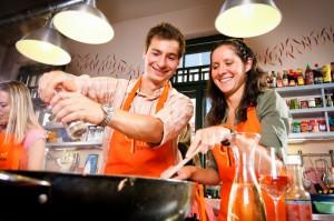 La escuela de cocina Chefparade