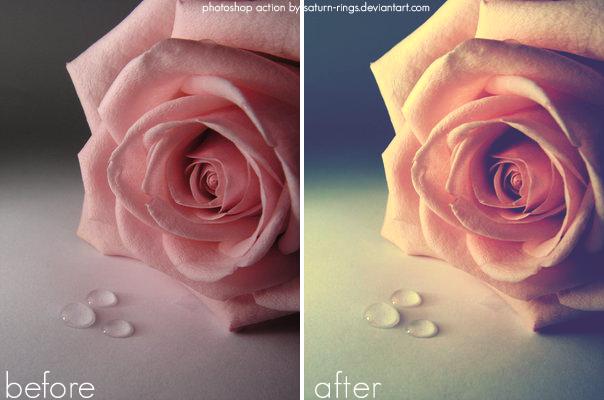 photoshop antes y despues