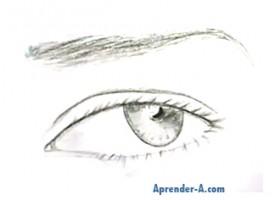 Dibujar Ojos Reales