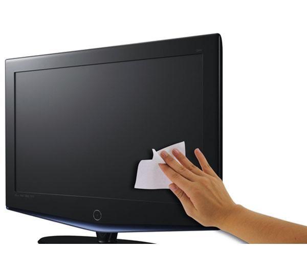Limpiar LCD