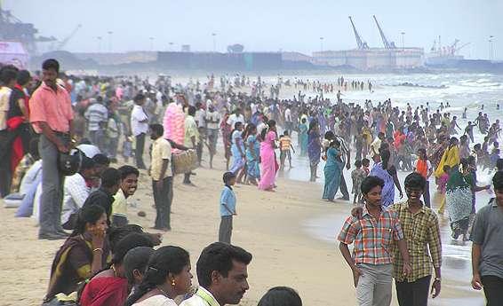 Playa marina Chennai