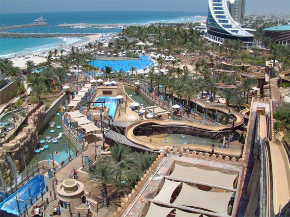 Wild Wadi Waters Park dubai