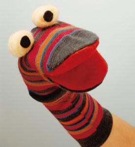 Títeres de calcetines